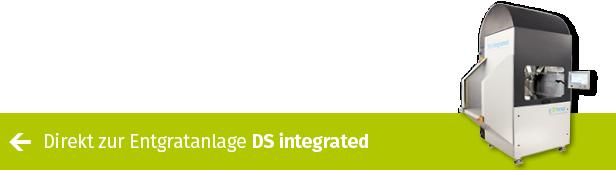 Automatisiertes Entgraten und Nachbearbeiten mit DS integrated von gKteso