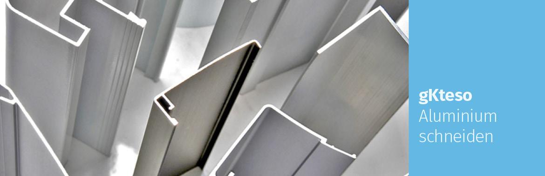 Aluminium schneiden