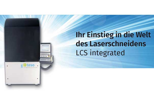Laser Cutting System - LCS integrated