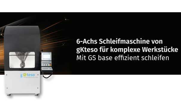 Schleifmaschine - Grinding System - GS base