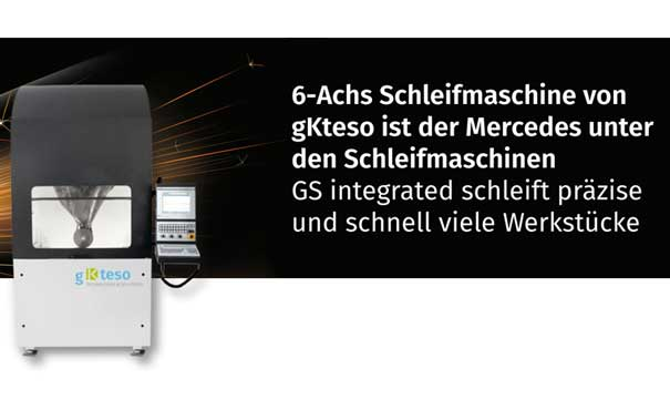 Schleifmaschine - Grinding System - GS integrated